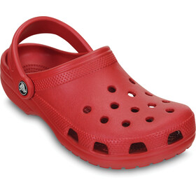 Crocs Classic Sandals red